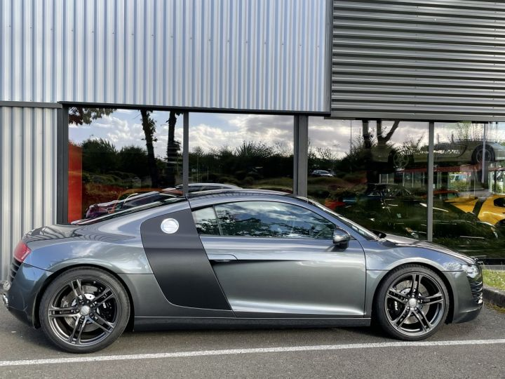 Audi R8 AUDI R8 COUPE 4.2 V8 420 QUATTRO BM gris antracythe - 6
