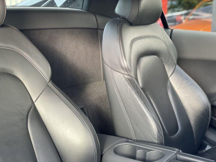 Audi R8 AUDI R8 COUPE 4.2 V8 420 QUATTRO BM gris antracythe - 8