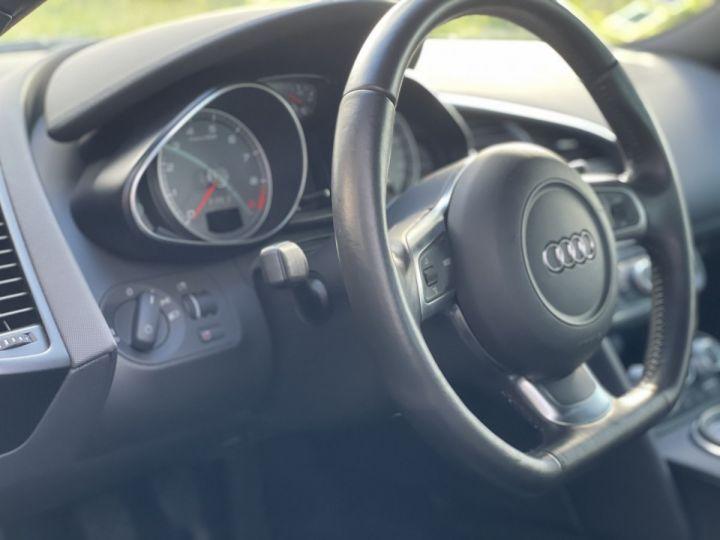 Audi R8 AUDI R8 COUPE 4.2 V8 420 QUATTRO BM gris antracythe - 10