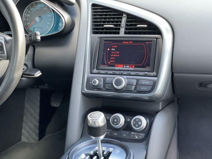 Audi R8 AUDI R8 COUPE 4.2 V8 420 QUATTRO BM gris antracythe - 13