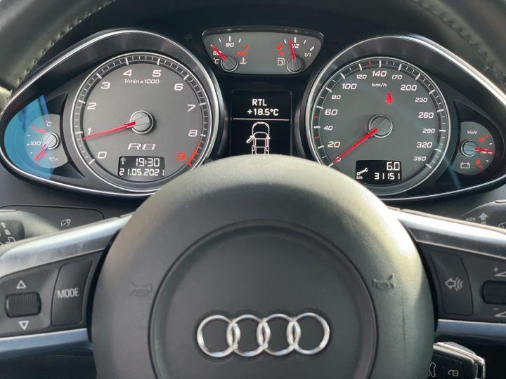 Audi R8 AUDI R8 COUPE 4.2 V8 420 QUATTRO BM gris antracythe - 16