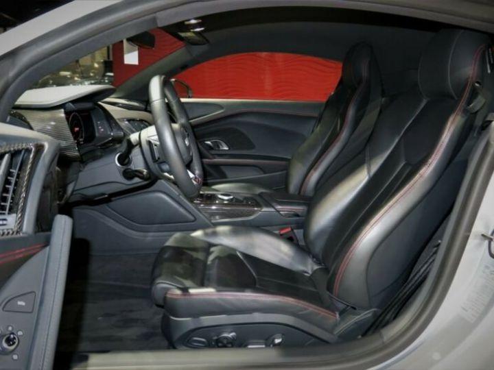 Audi R8 Audi R8 Coupé 5.2 FSI RWS * ECHAPPEMENT SPORT * LED * 20 GARANTIE 12 MOIS Gris  - 2