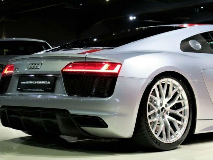 Audi R8 Audi R8 Coupé 5.2 FSI RWS * ECHAPPEMENT SPORT * LED * 20 GARANTIE 12 MOIS Gris  - 4