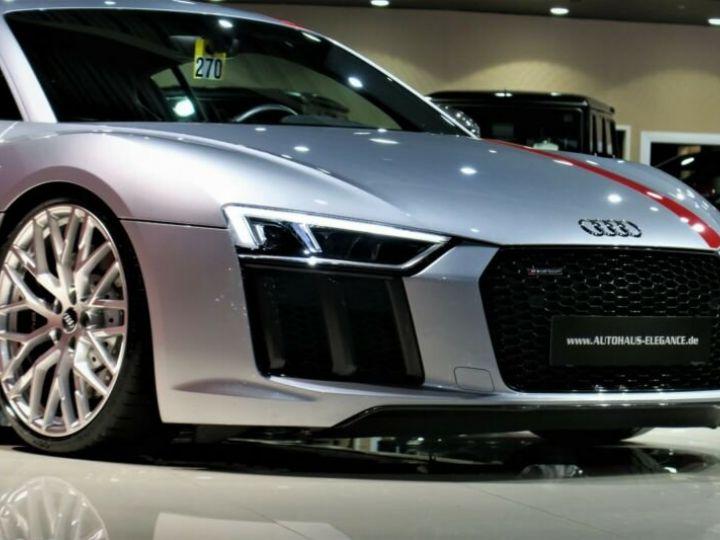 Audi R8 Audi R8 Coupé 5.2 FSI RWS * ECHAPPEMENT SPORT * LED * 20 GARANTIE 12 MOIS Gris  - 5