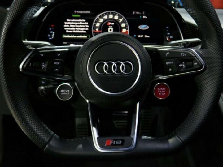 Audi R8 Audi R8 Coupé 5.2 FSI RWS * ECHAPPEMENT SPORT * LED * 20 GARANTIE 12 MOIS Gris  - 7