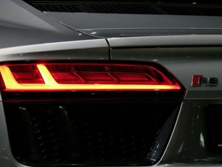 Audi R8 Audi R8 Coupé 5.2 FSI RWS * ECHAPPEMENT SPORT * LED * 20 GARANTIE 12 MOIS Gris  - 11