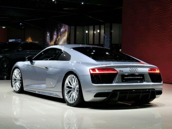 Audi R8 Audi R8 Coupé 5.2 FSI RWS * ECHAPPEMENT SPORT * LED * 20 GARANTIE 12 MOIS Gris  - 12