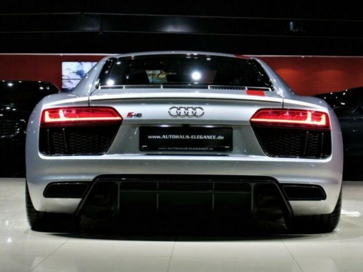 Audi R8 Audi R8 Coupé 5.2 FSI RWS * ECHAPPEMENT SPORT * LED * 20 GARANTIE 12 MOIS Gris  - 14