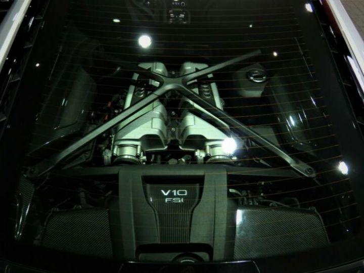 Audi R8 Audi R8 Coupé 5.2 FSI RWS * ECHAPPEMENT SPORT * LED * 20 GARANTIE 12 MOIS Gris  - 15