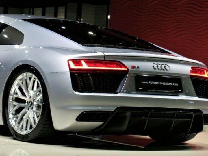 Audi R8 Audi R8 Coupé 5.2 FSI RWS * ECHAPPEMENT SPORT * LED * 20 GARANTIE 12 MOIS Gris  - 16