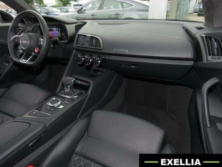 Audi R8 Coupé V10plus  GRIS PEINTURE METALISEE  Occasion - 4