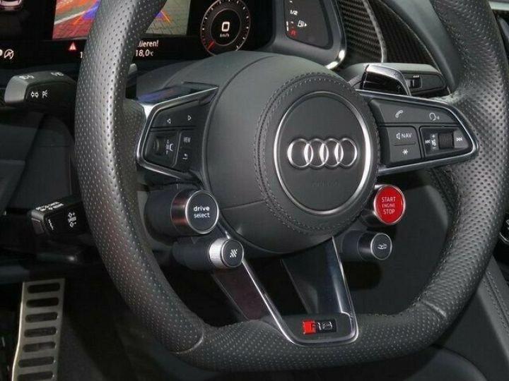 Audi R8 Coupé V10plus  GRIS PEINTURE METALISEE  Occasion - 7