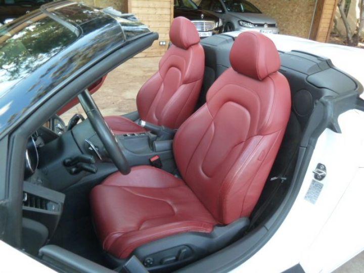 Audi R8 Spyder 4.2 V8 STRONIC 430 BLANC - 3