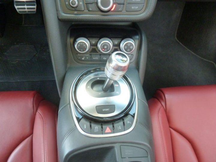 Audi R8 Spyder 4.2 V8 STRONIC 430 BLANC - 14