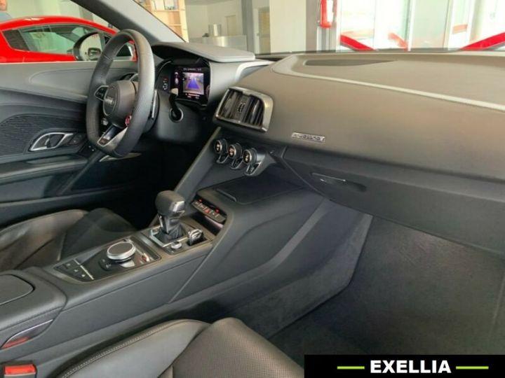 Audi R8 Spyder 5.20TFSI Quattro  BLANC PEINTURE METALISE  Occasion - 7