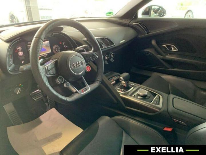 Audi R8 Spyder 5.20TFSI Quattro  BLANC PEINTURE METALISE  Occasion - 8