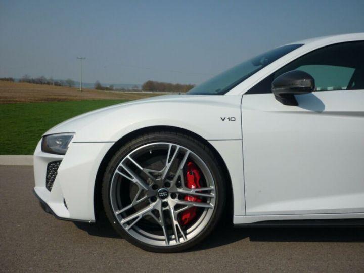Audi R8 V10 PERFORMANCE BLANC METALISEE Occasion - 3