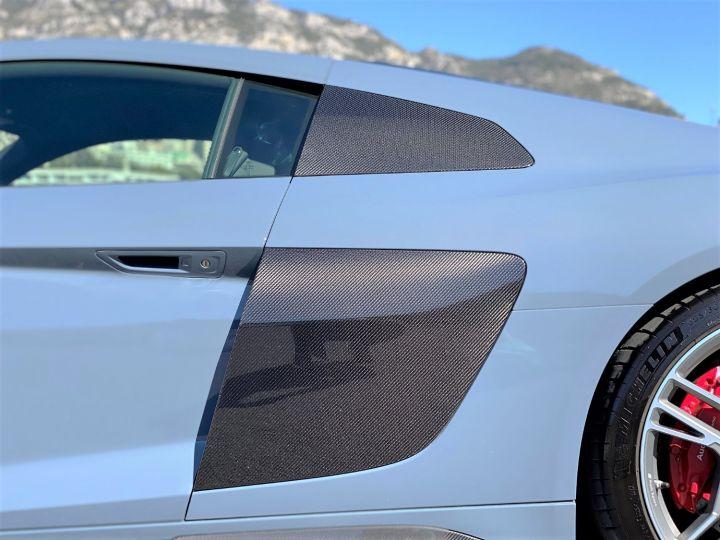 Audi R8 V10 PERFORMANCE COUPE 5.2 FSI QUATTRO 620 CV FULL CARBONE - MONACO Gris Kemora Metal - 14