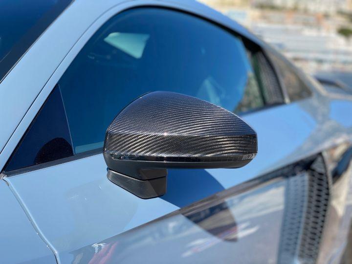 Audi R8 V10 PERFORMANCE COUPE 5.2 FSI QUATTRO 620 CV FULL CARBONE - MONACO Gris Kemora Metal - 16