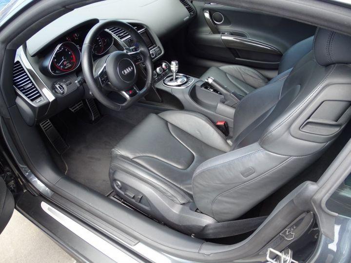 Audi R8 V10 PLUS COUPE 5.2 FSI QUATTRO 550 CV - FULL CARBONE - MONACO GRIS METAL - 7