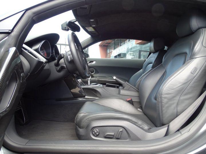Audi R8 V10 PLUS COUPE 5.2 FSI QUATTRO 550 CV - FULL CARBONE - MONACO GRIS METAL - 11