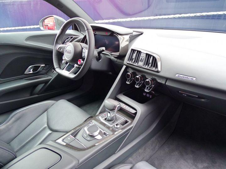Audi R8 V10 PLUS COUPE 5.2 FSI QUATTRO 610 CV - MONACO Gris Suzuka Métal - 8