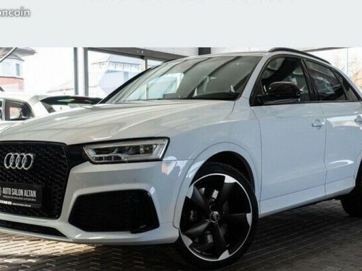 Audi RS Q3 Blanc - 1