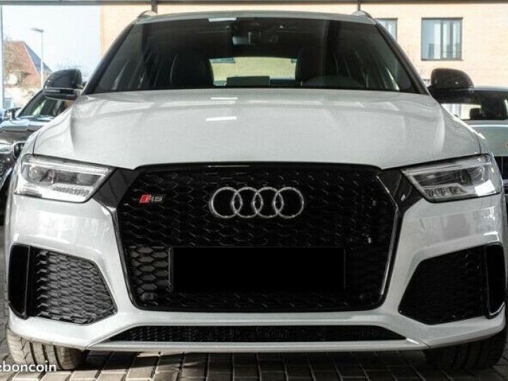 Audi RS Q3 Blanc - 2