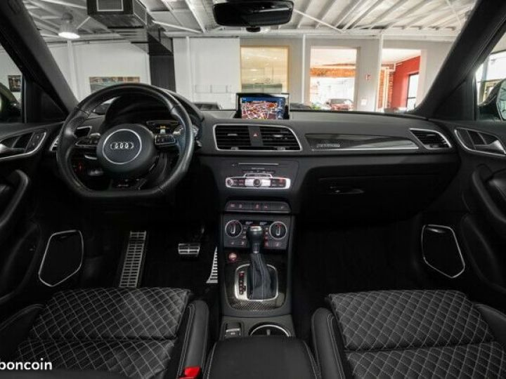 Audi RS Q3 Blanc - 4