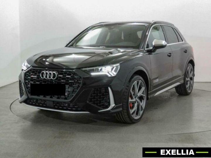 Audi RS Q3 NOIR PEINTURE METALISE  Occasion - 1