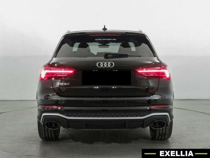 Audi RS Q3 NOIR PEINTURE METALISE  Occasion - 2