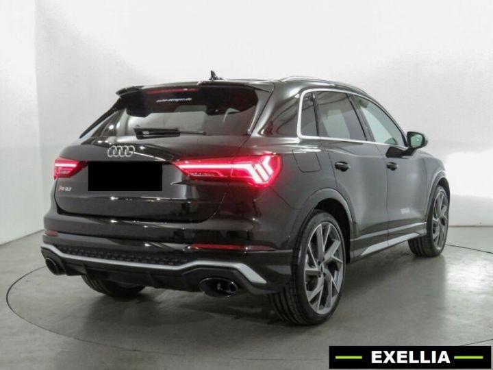 Audi RS Q3 NOIR PEINTURE METALISE  Occasion - 3