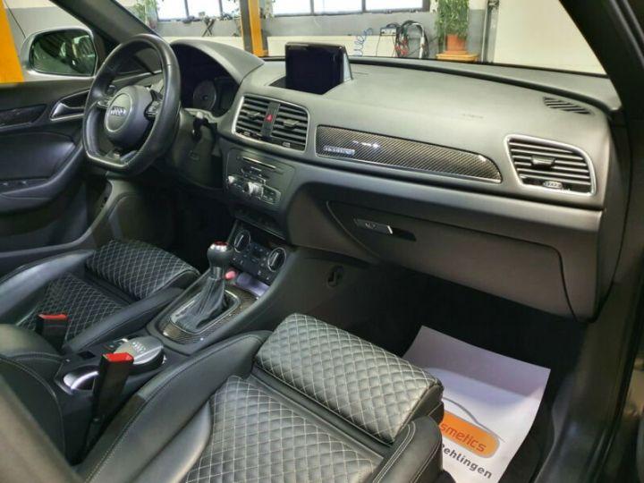 Audi RS Q3 gris  - 6