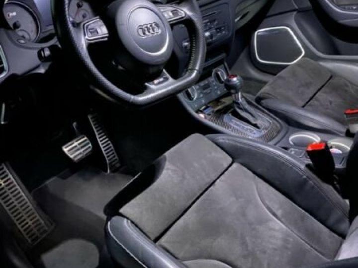 Audi RS Q3 noir - 6