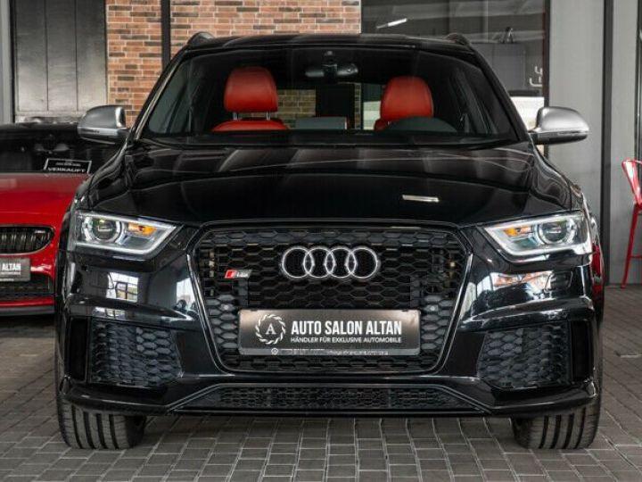 Audi RS Q3 noir  - 1