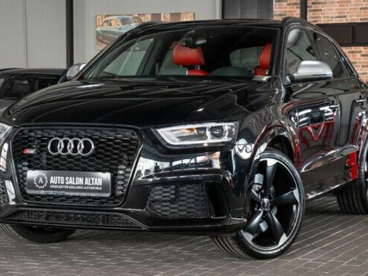 Audi RS Q3 noir  - 2