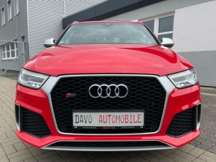 Audi RS Q3 Rouge métallisée - 2