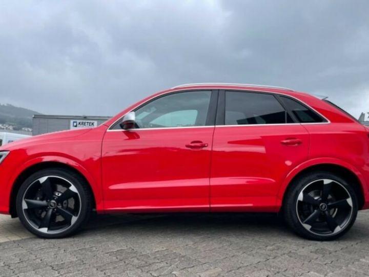 Audi RS Q3 Rouge métallisée - 3