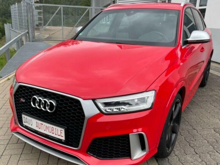 Audi RS Q3 Rouge métallisée - 4