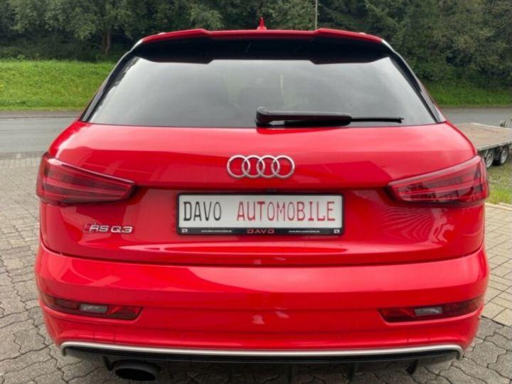 Audi RS Q3 Rouge métallisée - 5