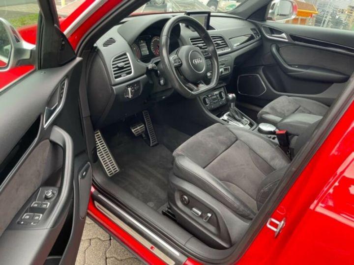 Audi RS Q3 Rouge métallisée - 8