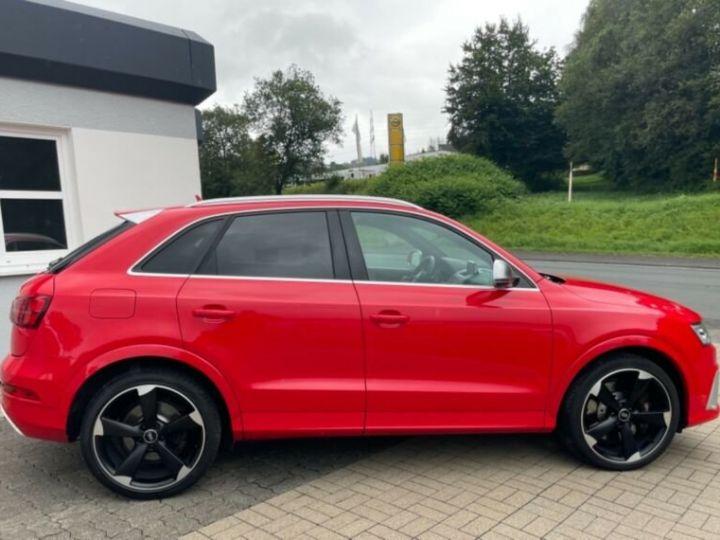 Audi RS Q3 Rouge métallisée - 9