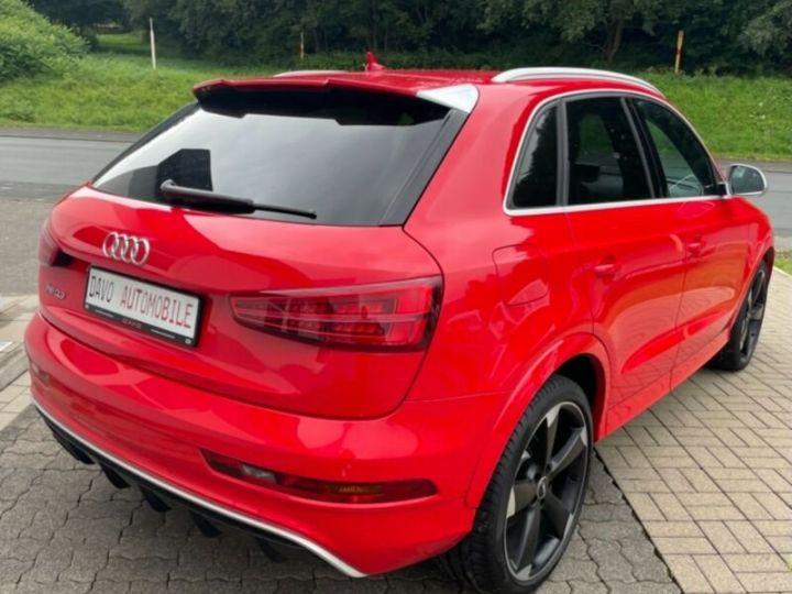 Audi RS Q3 Rouge métallisée - 10