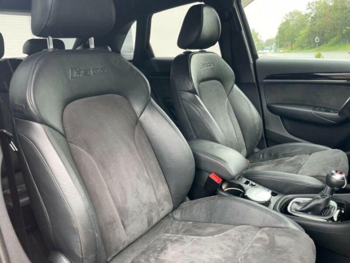 Audi RS Q3 Rouge métallisée - 13