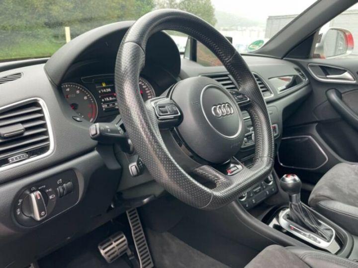 Audi RS Q3 Rouge métallisée - 15