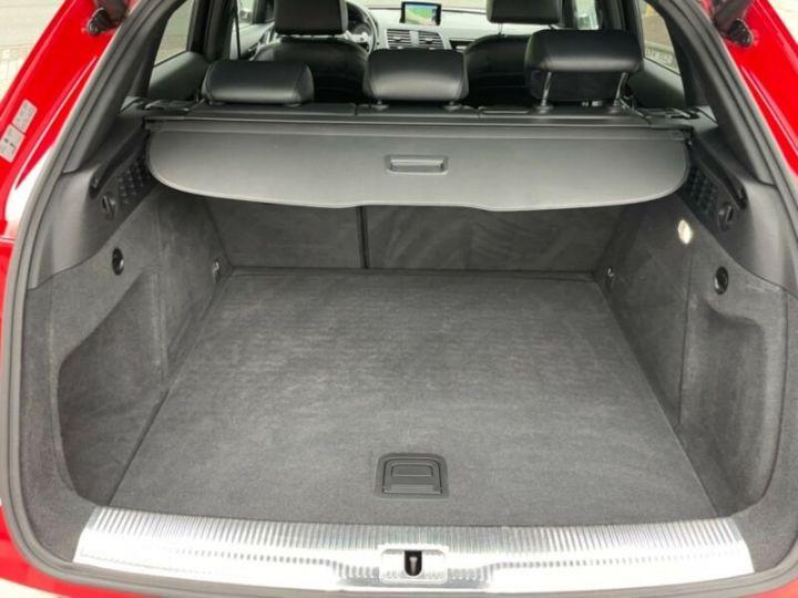 Audi RS Q3 Rouge métallisée - 19