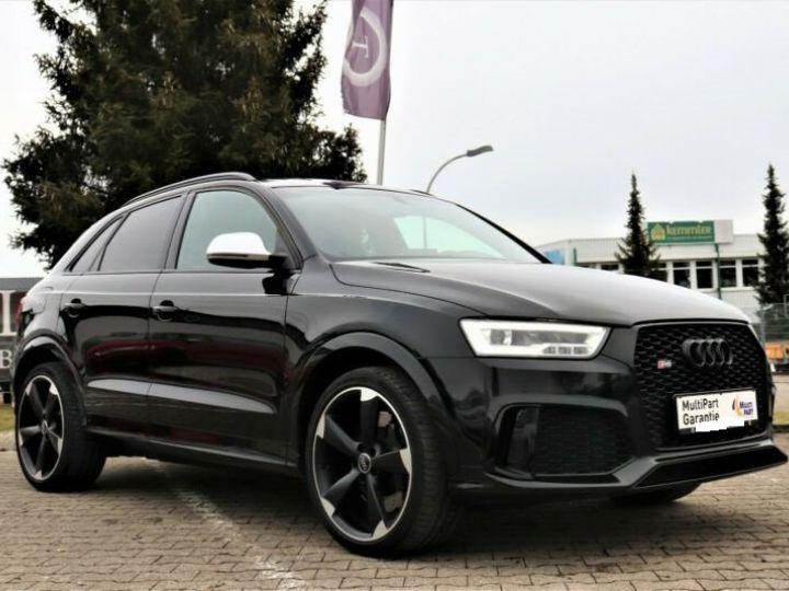 Audi RS Q3 2.5 QUATTRO Noir Peinture métallisée - 1