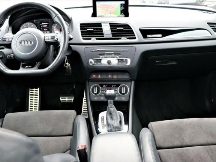 Audi RS Q3 2.5 QUATTRO Noir Peinture métallisée - 6