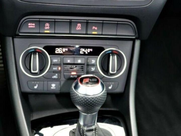 Audi RS Q3 2.5 QUATTRO Noir Peinture métallisée - 12
