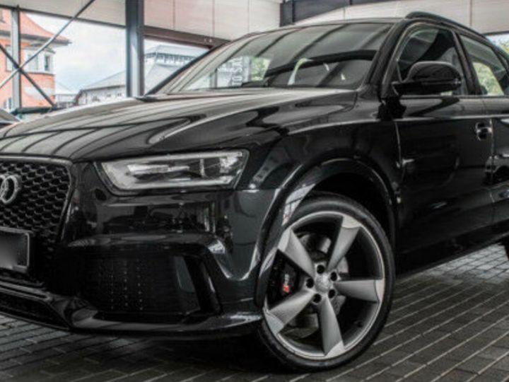 Audi RS Q3 2.5 TFSI 310 QUATTRO Noir effet perlé - 1